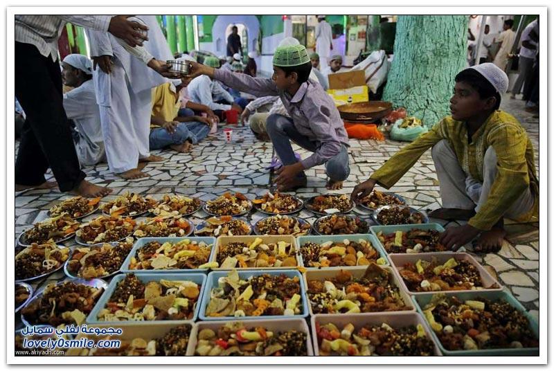 الأطفال في رمضان