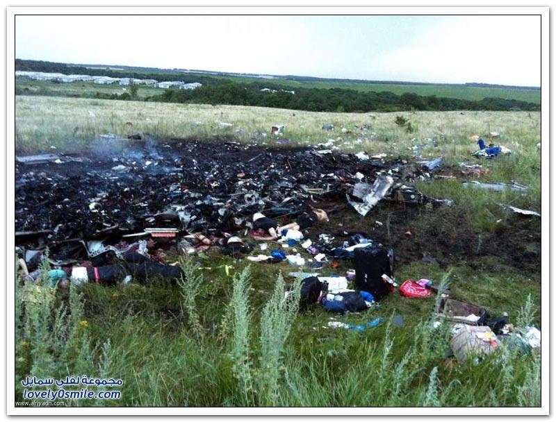 كارثة الطائرة الماليزية