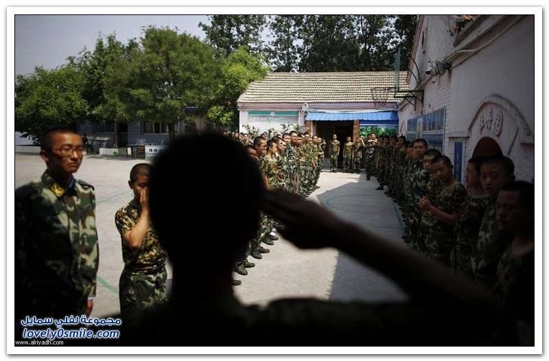 العسكرية.. علاج إدمان الإنترنت