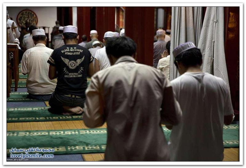 شهر رمضان في شتى بقاع الأرض لعام 1435هـ