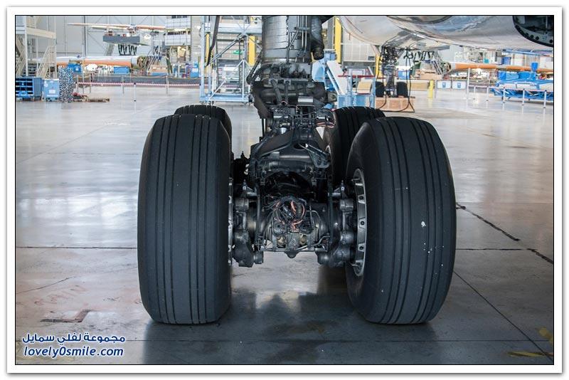 أكبر طائرة ركاب في العالم A380 ايرباص