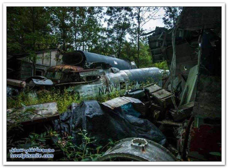 طائرات حربية من أيام الحرب العالمية الثانية