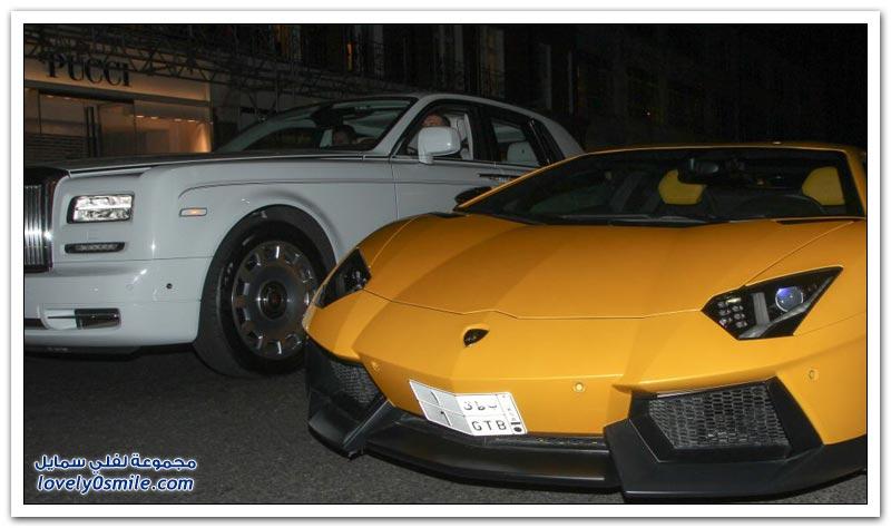 طائرات تنقل سيارات أثرياء العرب إلى لندن بـ 33 ألف دولار