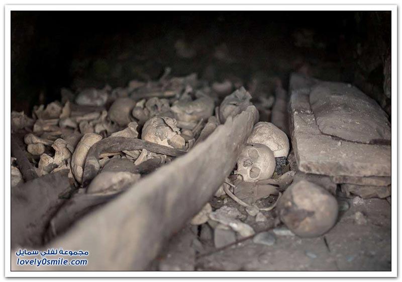 مدينة الموتى في روسيا