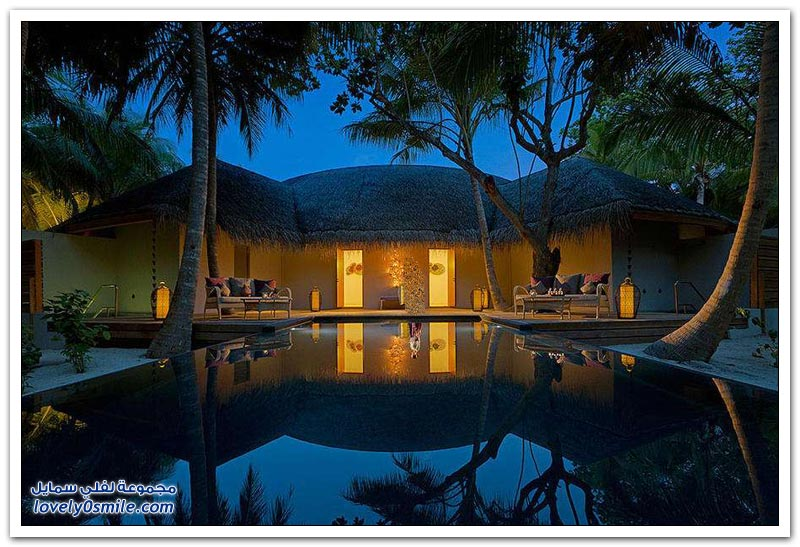 فندق دوسيت ثاني في المالديف