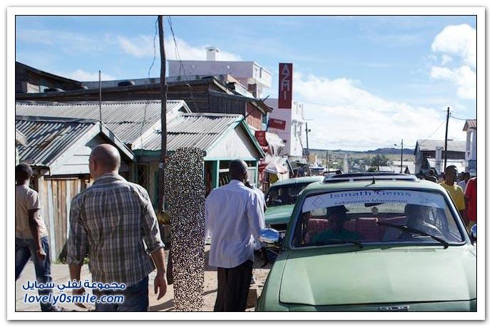 البحث عن الياقوت في مدغشقر