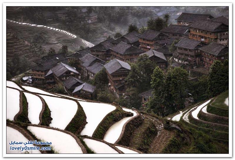 مناظر رائعة من الصين