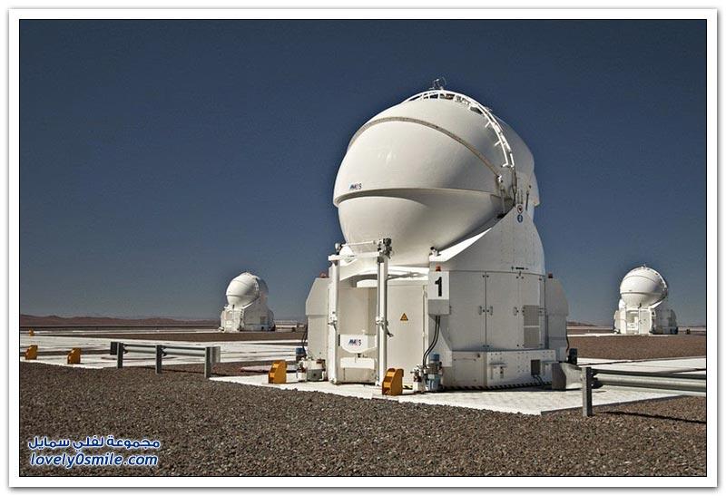 أكبر تلسكوب افتراضي في العالم بمرصد تشيلي
