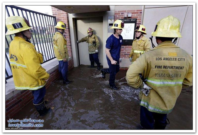 غرق جامعة كاليفورنيا