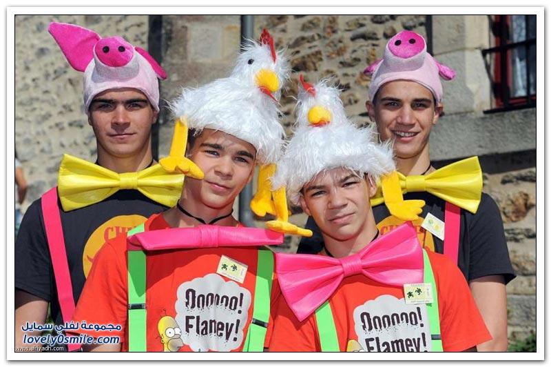 مهرجان التوائم في فرنسا