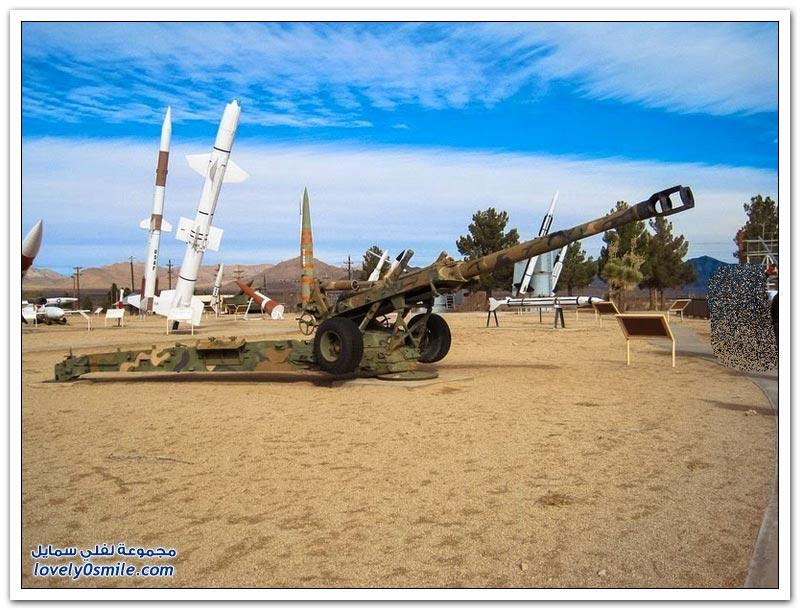 معرض الصواريخ وايت ساندز في نيو مكسيكو