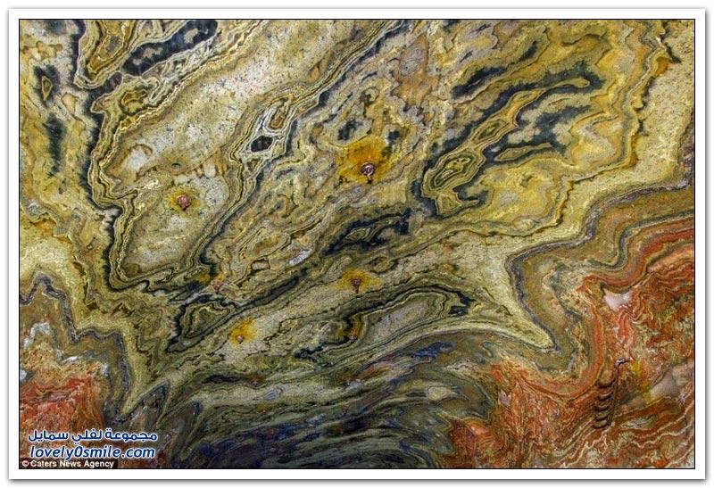 منجم الملح المذهل في ييكاتيرينبرغ