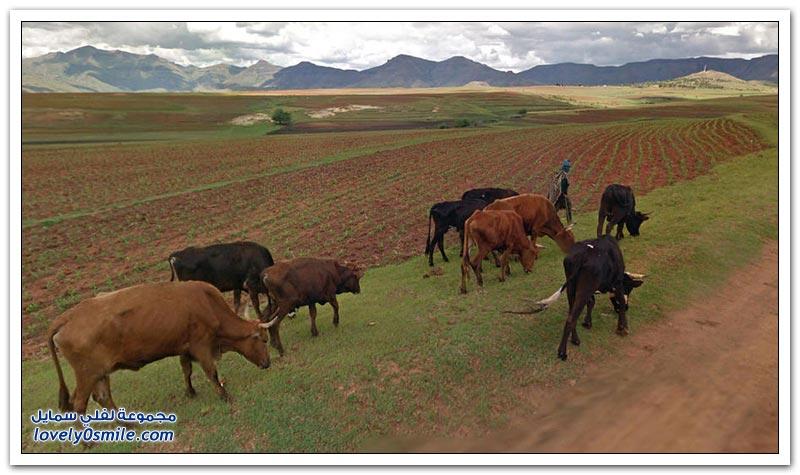 جولة في مملكة ليسوتو