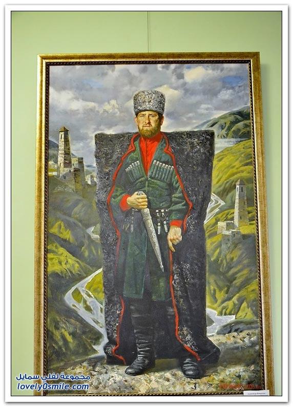 رحلة إلى الشيشان