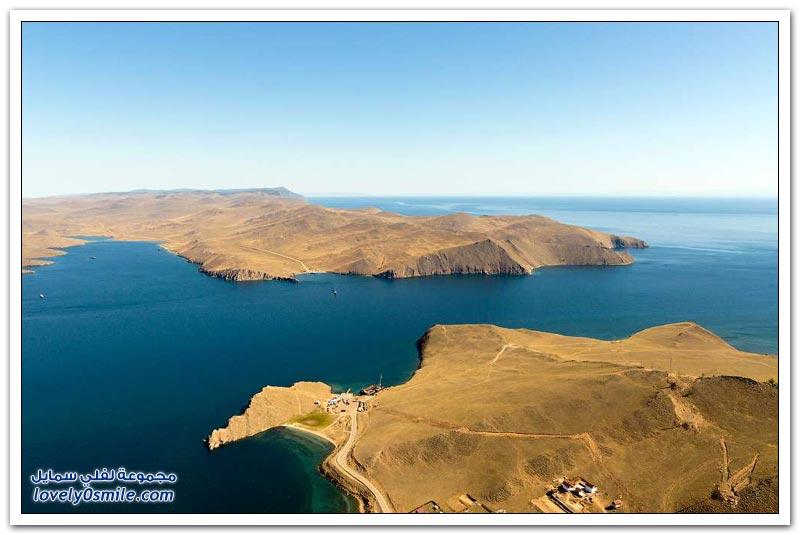 بايكال أعمق بحيرة في العالم Baikal-the-deepest-lake-in-the-world-04