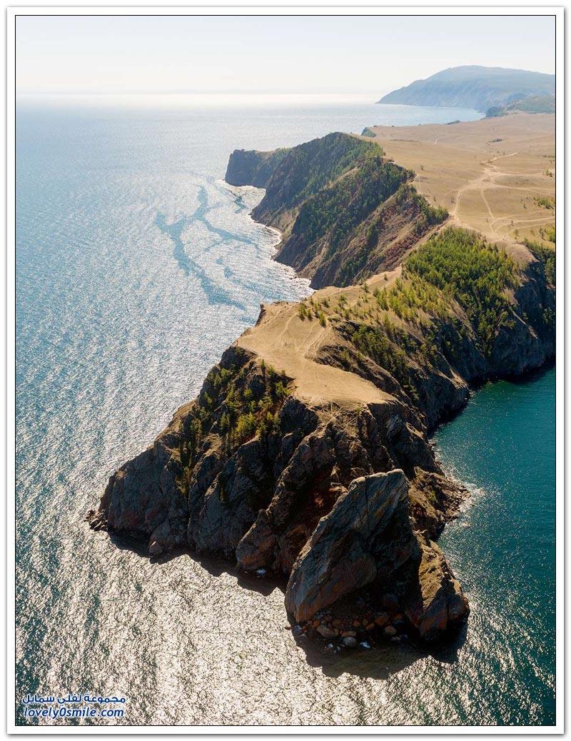 بايكال أعمق بحيرة في العالم Baikal-the-deepest-lake-in-the-world-13