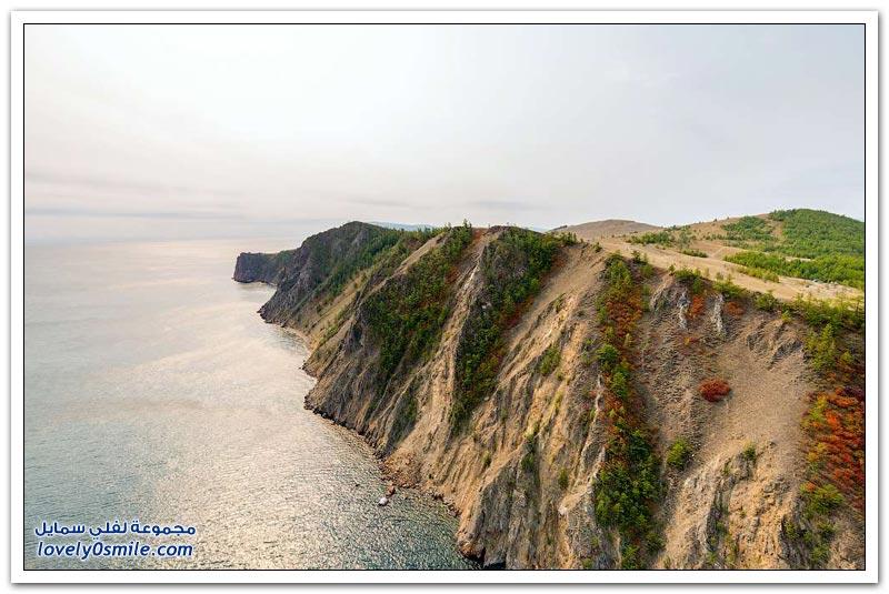 بايكال أعمق بحيرة في العالم Baikal-the-deepest-lake-in-the-world-16