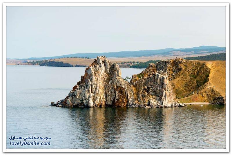 بايكال أعمق بحيرة في العالم Baikal-the-deepest-lake-in-the-world-18
