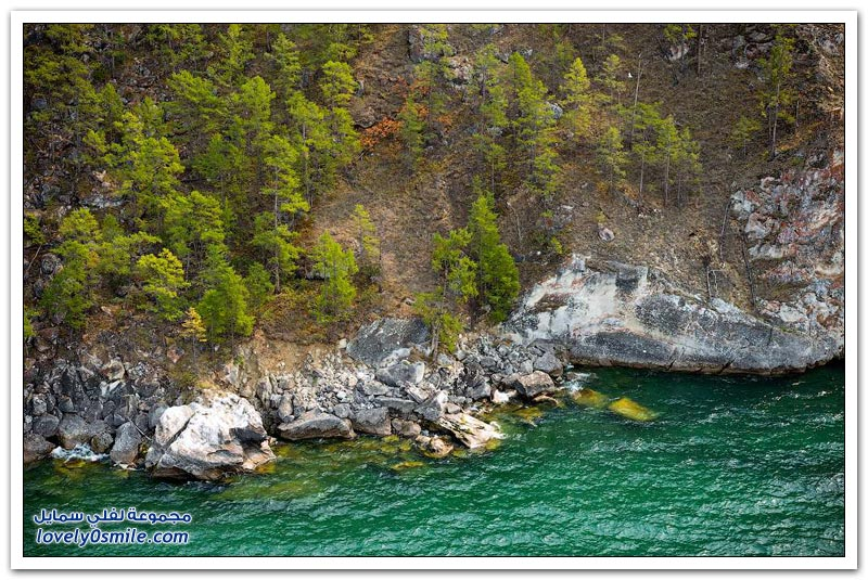 بايكال أعمق بحيرة في العالم Baikal-the-deepest-lake-in-the-world-25