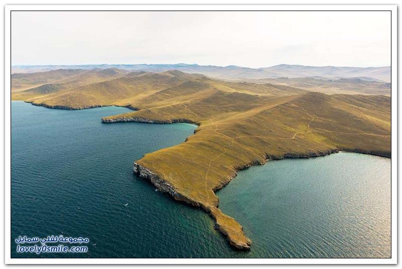 بايكال أعمق بحيرة في العالم Baikal-the-deepest-lake-in-the-world-28