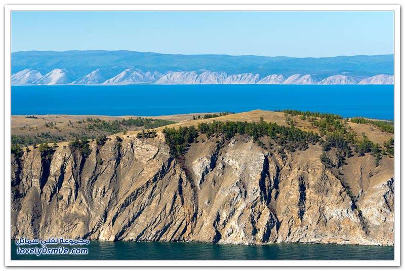بايكال أعمق بحيرة في العالم Baikal-the-deepest-lake-in-the-world-29