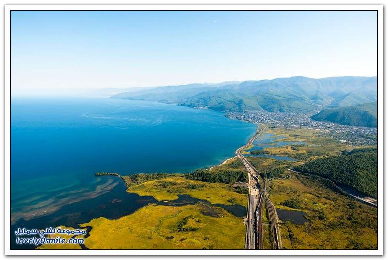 بايكال أعمق بحيرة في العالم Baikal-the-deepest-lake-in-the-world-41