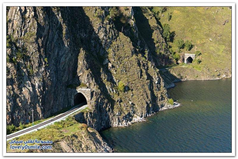 بايكال أعمق بحيرة في العالم Baikal-the-deepest-lake-in-the-world-50