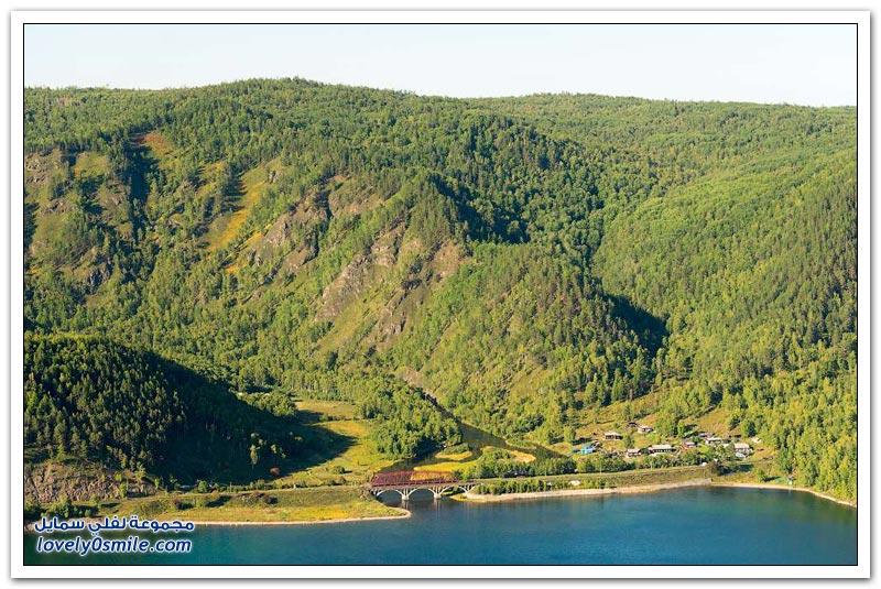 بايكال أعمق بحيرة في العالم Baikal-the-deepest-lake-in-the-world-51