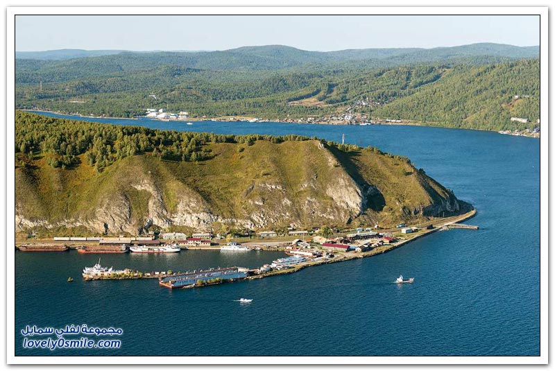 بايكال أعمق بحيرة في العالم Baikal-the-deepest-lake-in-the-world-56