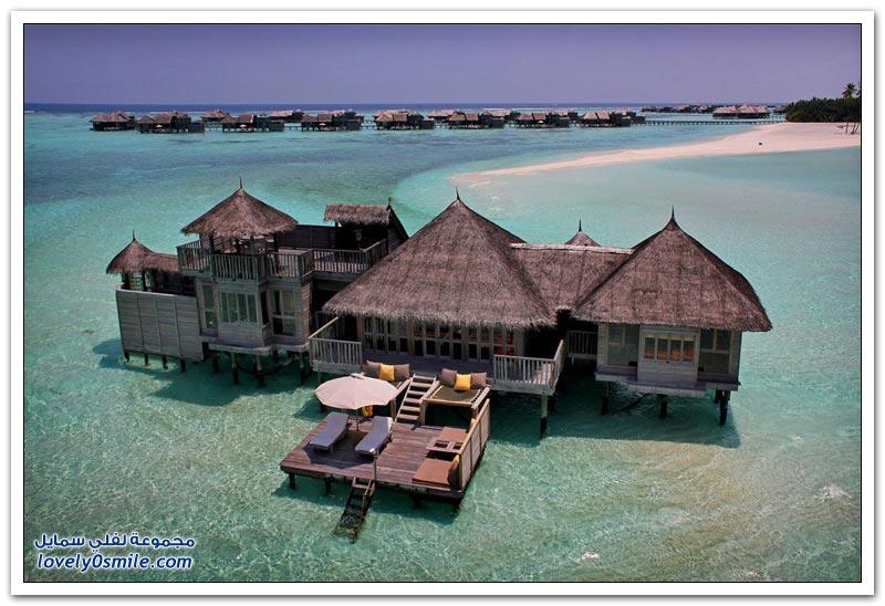 for El mejor hotel de islas maldivas