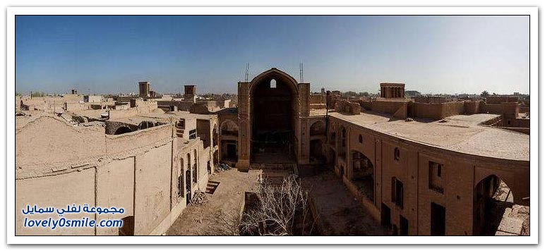 مدينة كلاي في إيران
