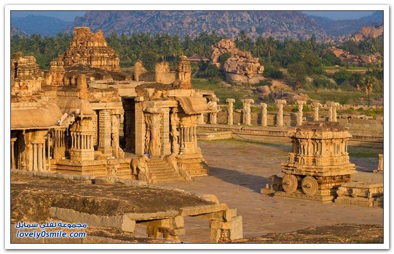 مدن تاريخية شهيرة حول العالم