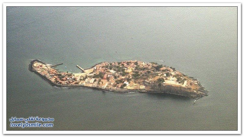 جزيرة غوري أكبر مركز لتجارة الرقيق بالسنغال