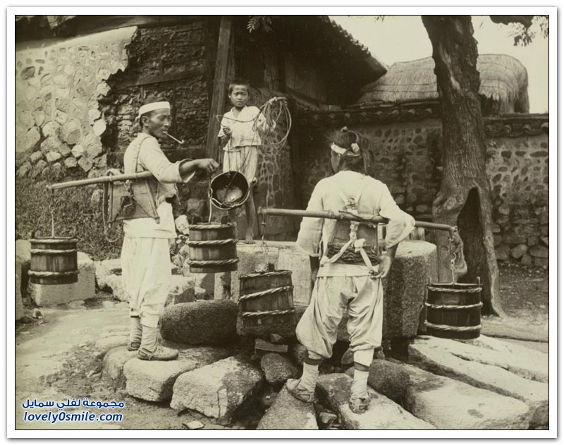 كيف كانت كوريا الجنوبية قديماً؟