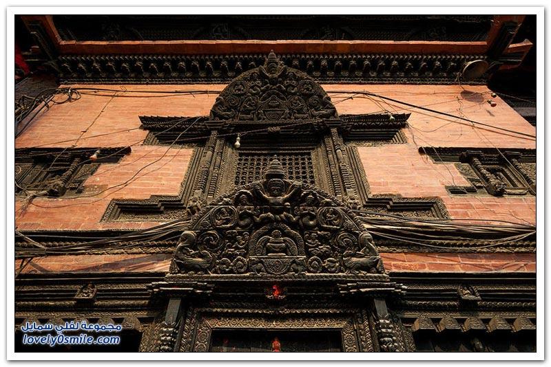 كاتماندو عاصمة وأكبر مدينة في نيبال