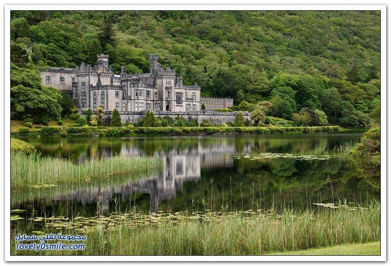 المتنزهات الوطنية في إيرلندا