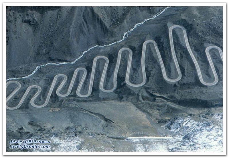 الممر الجبلي باسو إنترناسيونال لوس ليبرتادوريس
