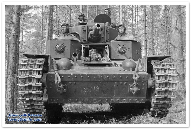 صور من فنلندا في الحرب العالمية الثانية