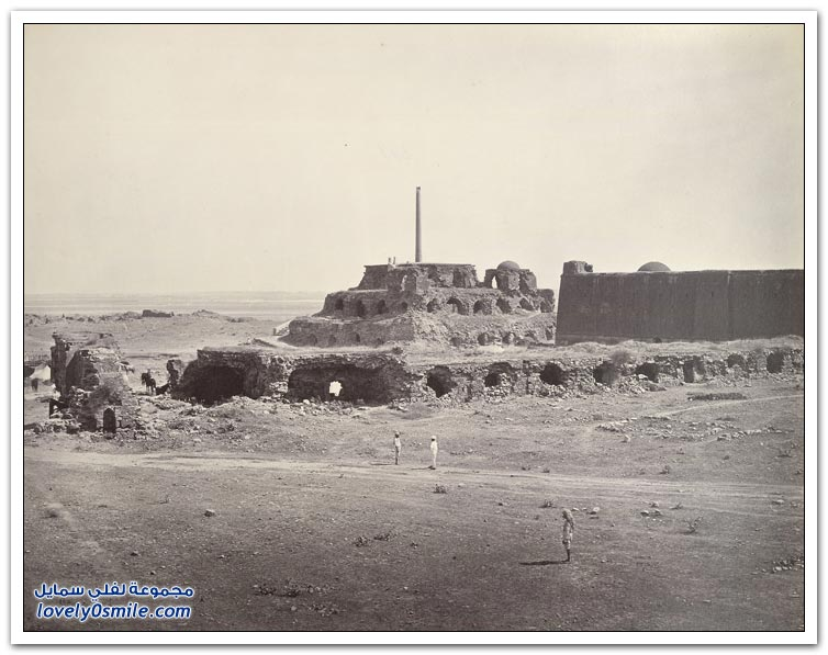 صور من الماضي لمدينة دلهي