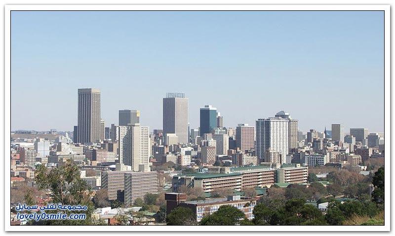 صور لبعض المدن حول العالم