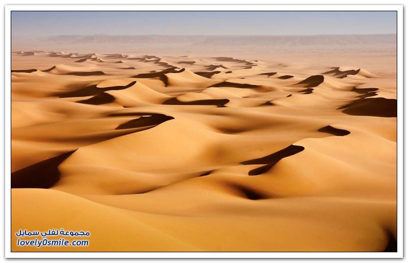 صور لصحراء ناميب