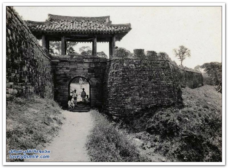 صور نادرة لكوريا الشمالية في بدايات القرن العشرين