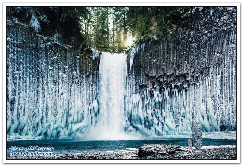 جمال الطبيعة حول العالم