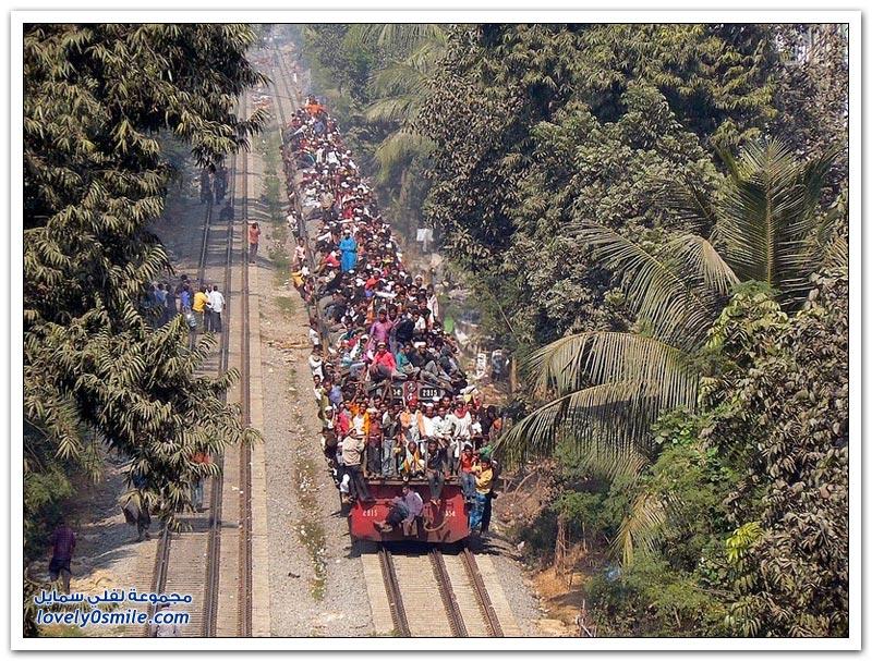 الشيء الوحيد الذي تشاهد فيه النظام في بنجلادش