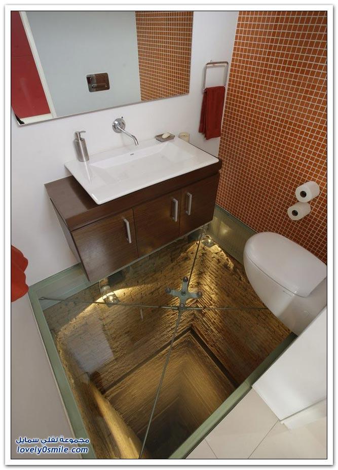 المراحيض الأكثر إبداعا في العالم