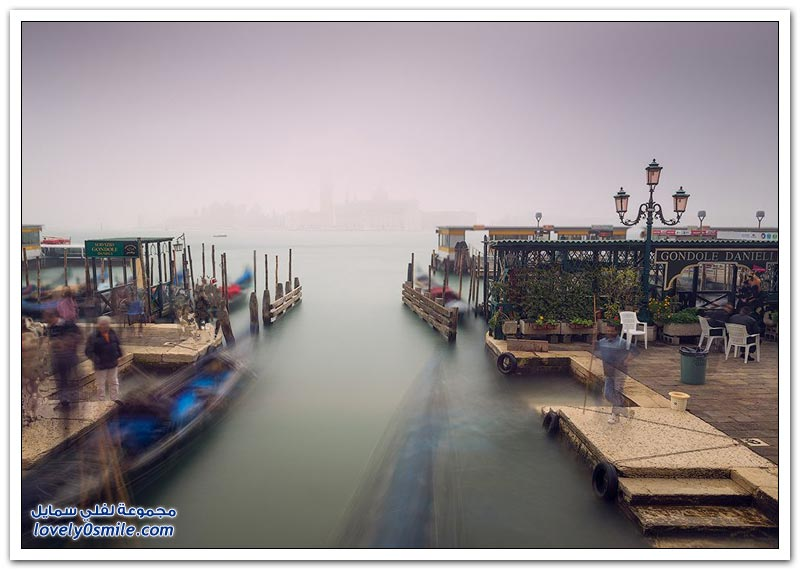 جولة في مدينة البندقية
