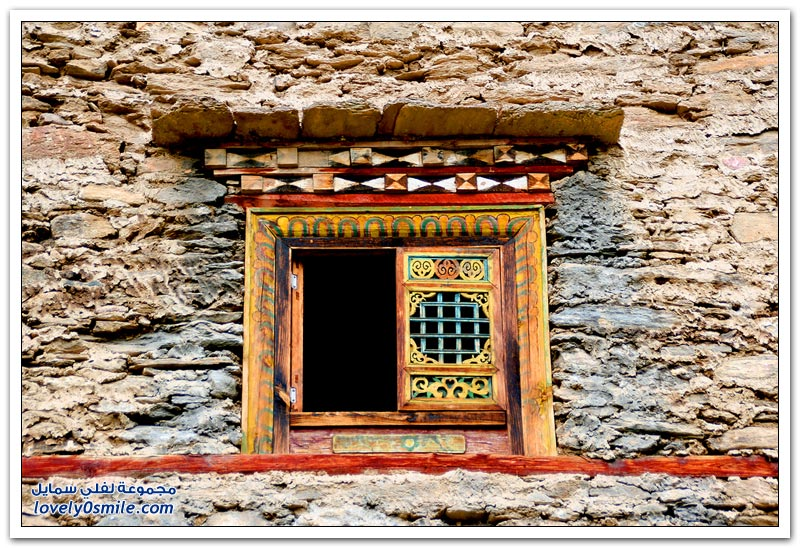 وادي القلاع الحجرية في الصين