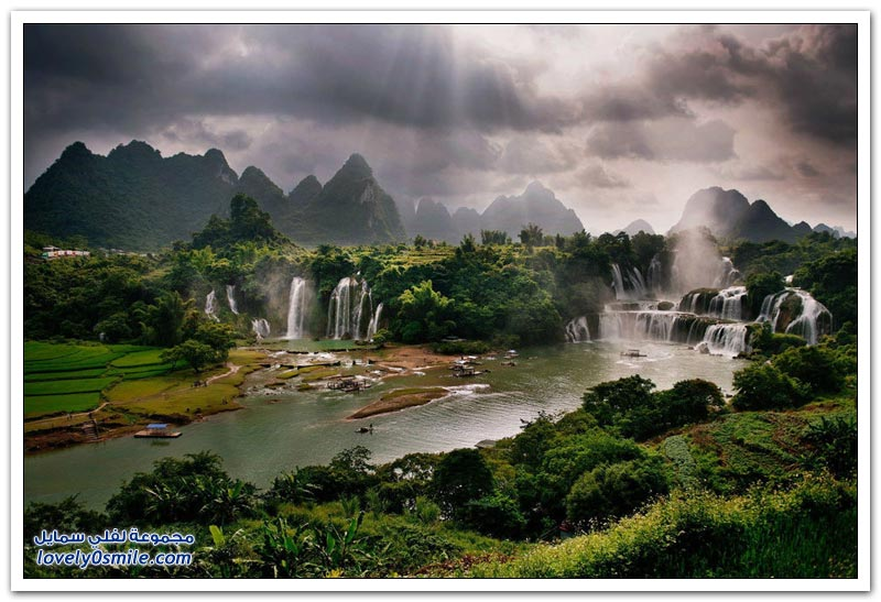 مناظر من الطبيعة في الصين ج2