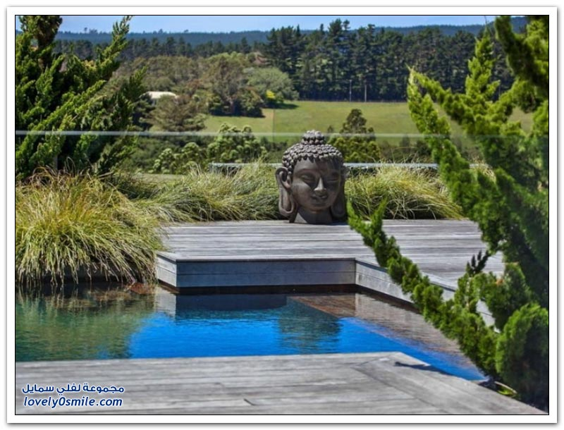 فيلا على جبل في نيوزيلندا