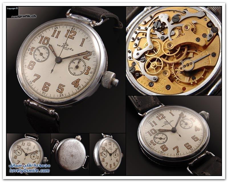 الساعات الرائعة أيام الاتحاد السوفيتي